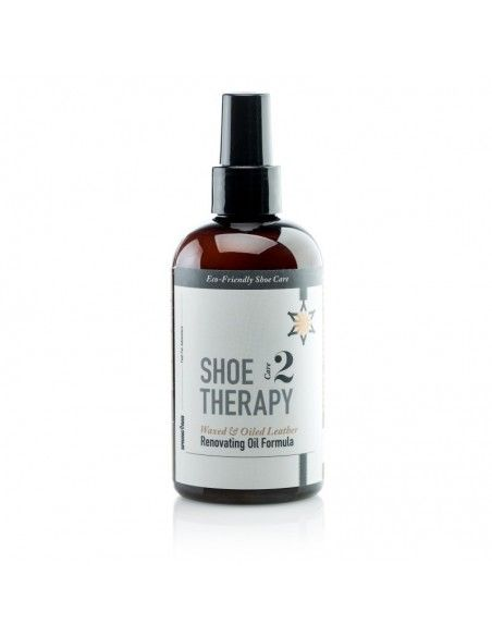 Shoe Therapy - Lotion för oljat & vaxat läder