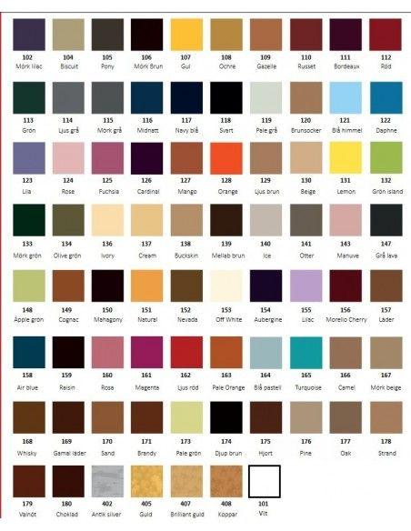 Kaps Super Color dye + Preparer läderfärg