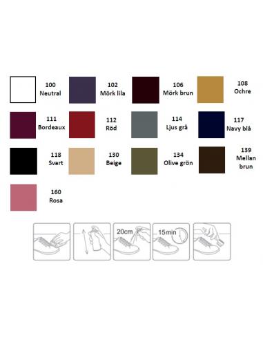 Mockafärg Spray (olika färger)