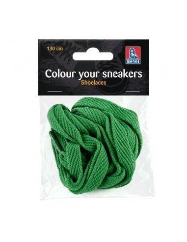 Sneaker Skoband Grön
