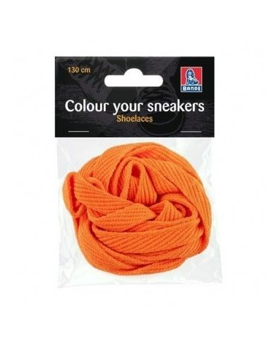 Sneaker Skoband Orange