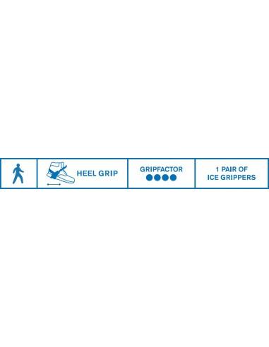 Halkskydd Promenad - Springyard HeelGrip